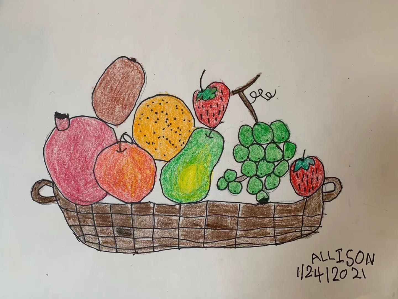 黄老师Allison-wang-fruits