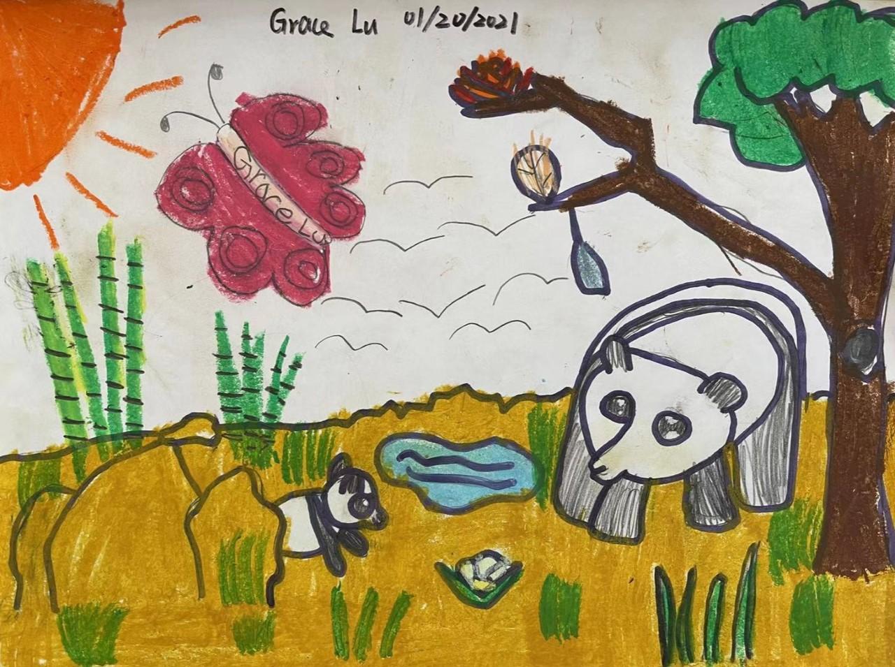 黄老师grace-panda